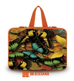"""Wholesale Sleeve Notebook Bags - Notebook Sleeve bag 10"""" laptop sleeve covers case for macbook Lenovo Asus"""