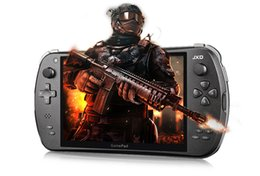 "Wholesale Android Tablet Game Console - JXD S5800 7"" 4-Core 1.6GHz HD IPS Console Giochi Android Tablet GamePad 1080P"
