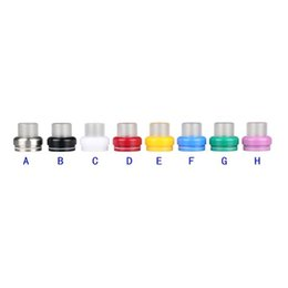 Wholesale Ee2 Electronic Cigarette Atomizers - Popular E cig 510 with Drip Tips EGO Atty Drip Tips Mouthpiece for EE2 Vivi Nova DCT Atomizer Electronic Cigarette Skull Drip tip