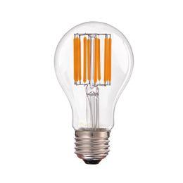 Wholesale Vintage Style Bulb Wholesale - 4W 6W 8W 10W,Vintage LED Filament Bulb,Edison A19 Globe Style,E26 E27 Base,Dimmable