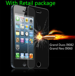Wholesale Neo Premium - For Samsung Glaxy Xcover 4 G390F Xcover 3 G388F J5 J7 Prime Grand Neo I9082 I9060 Premium Tempered Glass 2.5D 9H LCD Clear Screen Protector