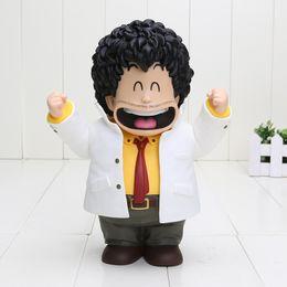 Wholesale Dr Toys - 21cm approx Anime Cartoon Dr. Slump Senbei Norimaki PVC Action Figure Collectiable Model Toy Doll Boxed