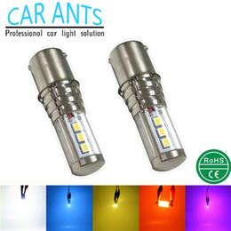 Wholesale 3157 Bulb Wholesale - LED OSRAM 30W 1400lm Brake lights 1157 BAY15S 3157 7443 12V 24V auto parts super bright OEM lighting bulbs car lamp Nonpolarity plug-n-play