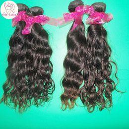 Wholesale Virgin Brazilian Hair Online - Top DHgate Quality Hair 8A Virgin Brazilian Natural Wave French Curls 3pcs lot Seller Online