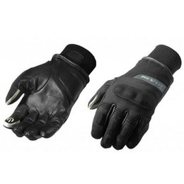 Wholesale Revit Xl - Rev'it! Carver H20 Motorcycle Gloves Revit Black Leather glo-35