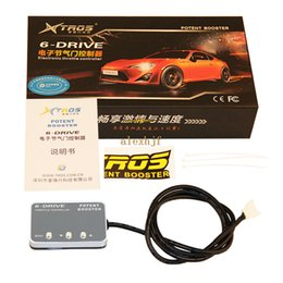 Wholesale Ts Case - Potent Booster II 6 Drive Electronic Throttle Controller TS-501 Case for Chrysler 300C 2004~2006 JEEP CHEROKEE KJ GRAND CHEROKEE 2005~2006