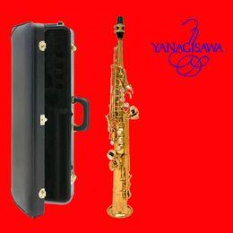 Wholesale Yanagisawa Alto - Wholesale-Hakuo S 901 alto saxophone soprano straight sachs Japan original YANAGISAWA