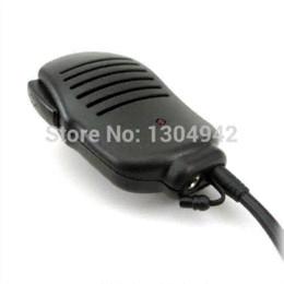 Wholesale Yaesu Handheld Microphone - New Handheld Mic Microphone Speaker for 2 Pin I-Com Yaesu Vertex two way Radio IC-F10 F11 F12 F20 21 IC-F22 IC-F3 IC-F33GS