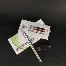Canada BUD B3 + V3 E Cigarette kit 290mah BUD B3 compagnon de batterie BUD V3 sec herbe huile réservoir en verre cire à base d'huile vape atomiseur Kit de cigarette électronique Offre