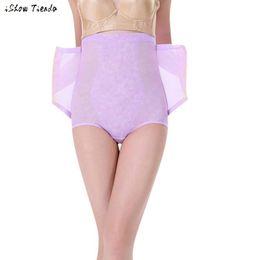 Wholesale Ropa Interior Pants - Wholesale- Underwear Women High Waist Shapewear Tummy Control Abdomen Underwear Pants Ropa Interior Mujer #2458