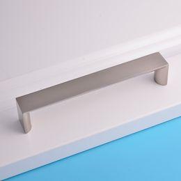 Wholesale Drawer Hardware - german furniture hardware zinc alloy t bar nickel thomasville bedroom wardrobe kitchen cabinet wardrobe door window drawer pull handle