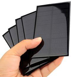 Painéis solares para brinquedos on-line-Painel Solar 6 V 12 V Módulo Portátil DIY Pequeno Painel Solar para Celular Carregador de Luz Para Casa Brinquedo etc Célula Solar