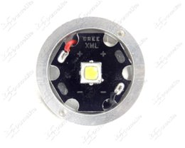 Wholesale Led Mode Module - 1PC 1800Lumens C8 CREE XM-L2 3-Mode(H-L-S) White Light LED Module Lamp Assembly + Mail Free Flashlights & Torches