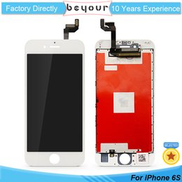 Wholesale Iphone Touch Screen Repair - For iPhone 6S LCD Screen Display with Touch Digitizer Assembly Repair Parts No Dead Pixel AAA Grade Facotry Supply