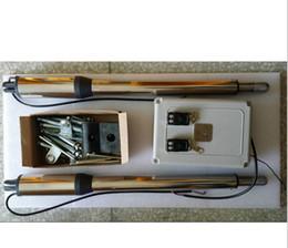 2019 module de relais unique Portes électriques / Moteur électrique de porte d'oscillation d'ouvreur de porte d'oscillation électrique de 300 kilogrammes avec 2 à télécommande