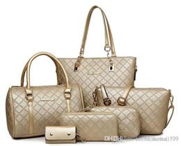 Wholesale Denim Backpacks For Women - 2016 Women Backpack Hot Newest Wax oiled Genuine Leather Women Handbag Shoulder Crossbody Bag For Ladies Handbag+Messenger ##31