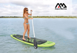 Wholesale Aqua Board - AQUA MARINA 10ft BREEZE inflatable sup board stand up paddle board inflatable surf board surfboard inflatable boat kayak A01007