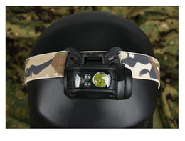 Canada Nouveau système d'éclairage tactique modulaire personnel d'éclairage de tête de mode pour le casque de chasse extérieur Offre