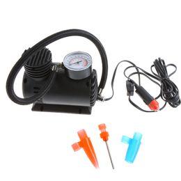 Wholesale Auto Electric Compressor - Portable Car Auto DC 12V Electric Air Compressor Tire Inflator 300PSI Automobile Emergency Air Pump