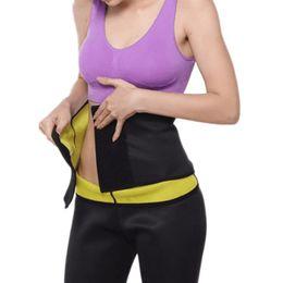 Wholesale Tummy Waist Trimmer - Hot shapers waist trainer Cincher Belt Postpartum Tummy Trimmer Shaper Slimming underwear waist trainer corset girdle shapewear 9093