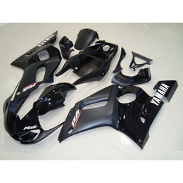 Wholesale R6 Fairing Kit Matte - 3 Free gifts New ABS Fairing Kits 100% Fitment For YAMAHA YZF-R6 98-02 YZF600 1998 1999 2000 2001 2002 bodywork set black gloss+Matte