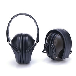 Wholesale Electronic Hearing - Ear Protectors Anti-noise Earmuffs Tactical Shooting Hearing Protection Ear Protectors Soundproof Ear Muff Not Electronic 01