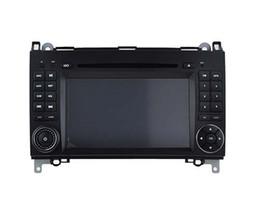 Wholesale Benz Vito - 2 Din Car DVD Multimedia Player for Benz Sprinter A160 W906 A180 B200 W169 W245 Viano Vito W639 Bluetooth 3G