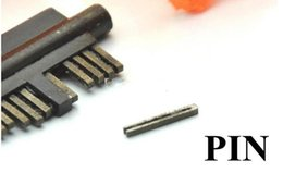 Wholesale Pick Lock Wholesale - free shipping 10pcs lot replacement needles extra pins for MAGIC KEY