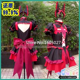 Wholesale Mercury S - Wholesale-Movie Game Gate: Jieitai Kano Chi nite Kaku Tatakaeri Rory Mercury Party Hallowmas Dress Uniform Cosplay Anime Costume Any SIze