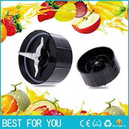 Wholesale rubber ring seals - 250w Jucier Parts Replacement Part for Magic Bullet Cross Blade Included Rubber Seal Ring Best Price Magic Bullet Parts Free Shipping