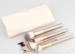 Wholesale One Makeup Kit - New Item 12pcs one set Makeup Brushes Cosmetic Cosmetic Foundation BB Cream Powder Blush Brushes with Free Shipping