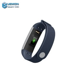 Wholesale Wholesale Exercise Watches - 2017 UEMON TECH Newest Original Smart bracelet C9 Portable Exercise Sports smart band fitness tracking watches
