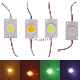 Wholesale led channel letter lights - 2018 Super Bright COB LED Module 3W Advertising Light IP65 Waterproof Led Sign Backlights Channel Letter Lighting