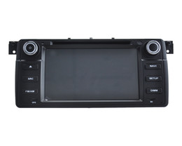 Wholesale Navigator Tv - Auto Radio Car DVD Player GPS Navigation for BMW 3 Series E46   M3 1998-2005 with Navigator Bluetooth TV SD USB Stereo Audio Video