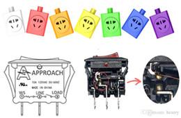 Haushaltsgeräte 360-Grad-Drehrichtung Vierfachsteckdose 20 Stück, herausnehmbarer Modulsockel, Blitzschutzstecker, internationale 3C-Zertifizierung von Fabrikanten