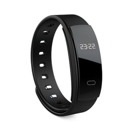 Wholesale Remote Monitoring System - QS80 Smart Band with Blood Pressure Monitor Heart Rate Monitor Fitness Tracker Smart Wristband For Iphone & Android System