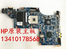 Wholesale motherboards for hp - 603643-001 for HP pavilion DV6 DV6T DV6-3000 motherboard with INTEL chipset 5470 512m