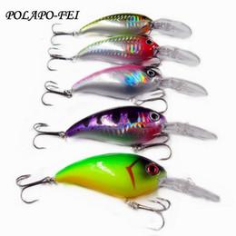 Wholesale Cheap Saltwater Hooks - 5pcs 10cm 15g Fishing Crank lure wobbler tackle fit kosadaka you zuri rod cheap carp bait peche swimbait crankbait sabiki F24