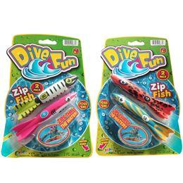 Wholesale Electric Throws - Zorn-Throwing torpedo kids toys SwimWays Bandits Toypedo Diving Torpedo Dive fun Pool Toys  wholesale Free shipping 2016