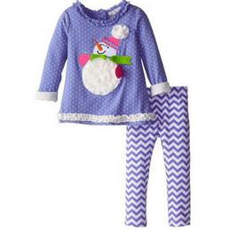 Wholesale Boy Cothes - Christmas Pajamas Long Sleeve Pyjamas Boy Girl Autumn Winter Pajamas Kids Pajama Sets Xmas Pajamas Baby Grils Sleepwear Kids Cothes Set