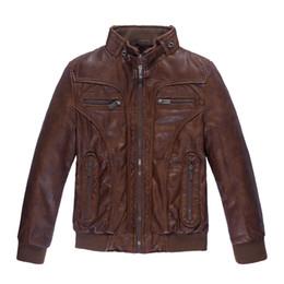 Wholesale Boys Coat 14 - Autumn Winter Brand Kids Jackets Coats Boys Sheepskin Genuine Leather Jacket Children Outerwear Short Suede Jacket 8-14 Year Old