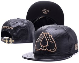 Wholesale Fashion Show Fall - baseball caps football caps Cayler Sons caps 2018 hats team snapbacks popular fashion street shows headwear fitted hats dhl free shipping