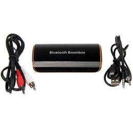 Wholesale Usb Bluetooth Music Receiver Adapter - Wholesale Wholesale B2 Wireless Bluetooth Receiver Car Bluetooth Transmitter 3.5mm Audio Music Adapter Bluetooth 4.1 Receiver Aux Receptor