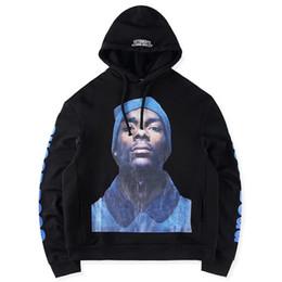 Wholesale Baggy Hoodies - Sleeve Printed New Arrivlas Vetements Snoop Dogg Oversized Hoodies Mens Hip Hop Baggy Pullovers