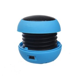 Wholesale Top China Tablet Pc - Top Quality Mini Portable Hamburger Speaker Amplifier For iPod For iPad for iPhone Laptop Tablet PC Hi-Fi Sound Loudspeaker S2
