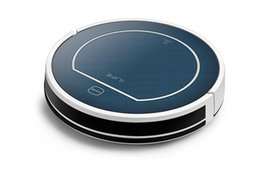 Wholesale Household Air Cleaners - Bluetooth Robot Vacuum Cleaner for Home V7,Mobile APP Control, MOP, Cliff Sensor, Self Charge iLife Vacuum ROBOT ASPIRADOR
