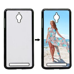 Wholesale Sublimation Sheet Metal - Asus Zenfone go 5.0 PC Sublimation Case for Asus Zenfone Go 5.0inch Blank Sublimation Cover With Metal Sheet