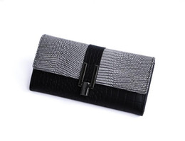 Wholesale Western Style Leather Bags - 2015 New Ladies Leather Hand Bag Purse seventy percent off western style bout fashion and casual business wallets cheapest for free shopping