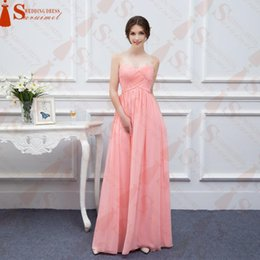 Wholesale Free Wedding Dresses - Free Shipping modern style vestiods de noiva sweetheart off the shoulder Bridesmaid dress wedding occasion Designer Bridal Prom or evening
