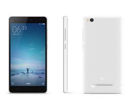 Wholesale Tri Proof Phones - Original Xiaomi Mi4c Mi 4c 4G LTE Cell Phone 3GB RAM 32GB ROM Snapdragon 808 Hexa Core MIUI 6 Android 5.1 5.0inch IPS 13.0MP Mobile Phone